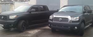Toyota Tundra 3 ШТУКИ!!! :)
